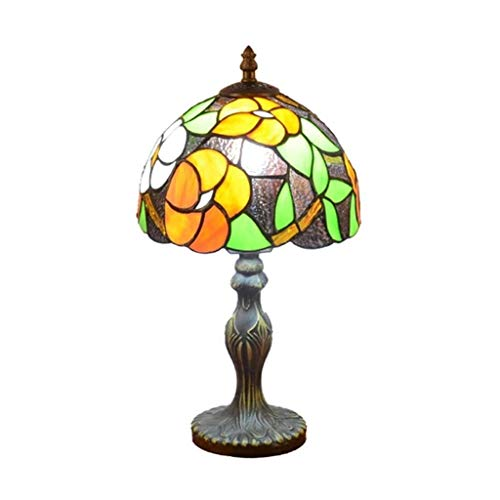 GXY Inicio Arte Deco Retro Retro Lámpara de Mesa Simple, Lámpara de Mesa de Noche Europea, Estudio Clásico Y Lámpara de Mesa de Sala de Estar