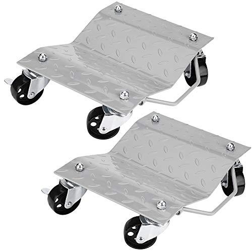 Patín de ruedas, fácil transporte y carro de ruedas colgante más seguro para su uso en tractores