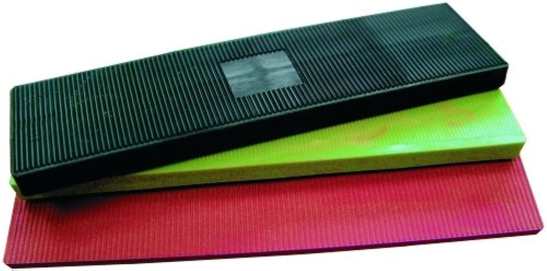 Abstandshalter Verglasungsklotz Verglasungsklotz Verglasungsklotz aus Kunststoff, 100 x 2 x 46 mm, (1000 STK) B00872JELY  Elegante und robuste Verpackung dcbfaa