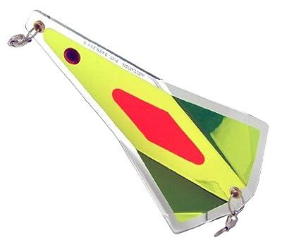 Hotspot Agitator Medium:Chartreuse/Diamond