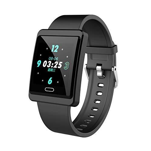 Smartwatch, 1,33 Zoll Fitness Armband mit Herzfrequenz, Blutdruck und Schlaf ¨¹berwachung, IP68 Wasserdicht Fitness Tracker, Herren Damen Smartwatch f¨¹r IOS Android
