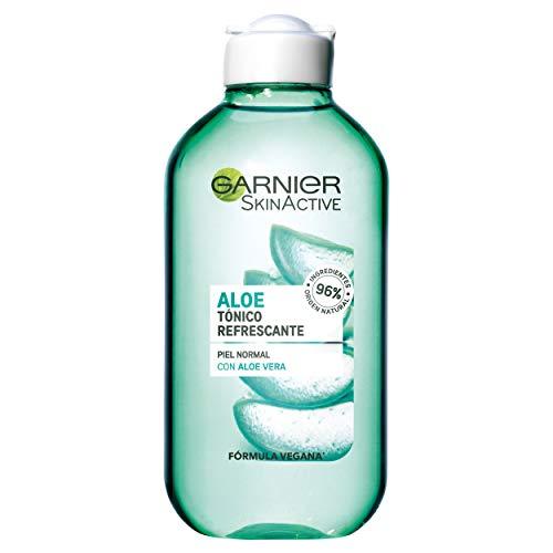 Garnier Skin Active Tonico Limpiador Botanico con Savia de Aloe - 200 ml