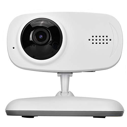 VigilabebéS con Video con CáMara Digital, 720P HD WiFi CáMara IP Vigilancia para BebéS CáMara Inteligente con DeteccióN De Movimiento InaláMbrica, Intercomunicador Bidireccional(EU)