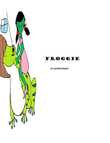 Froggie (English Edition)
