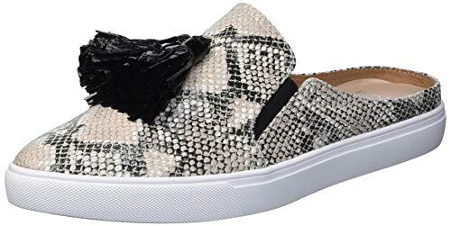Donald J Pliner Women's Sneaker Mule, Bone,6.5 M US