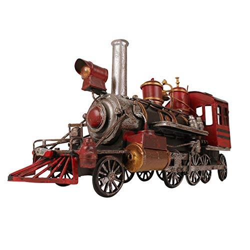 NAZIL Nórdico Antiguo Personalidad Creativa Modelo De Locomotora Adul