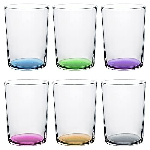 Vasos Duralex Colores Marca UNISHOP