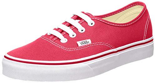 Vans Authentic, Sneaker Unisex – Adulto, Rosso (Sun Drie/Diu), 37 EU