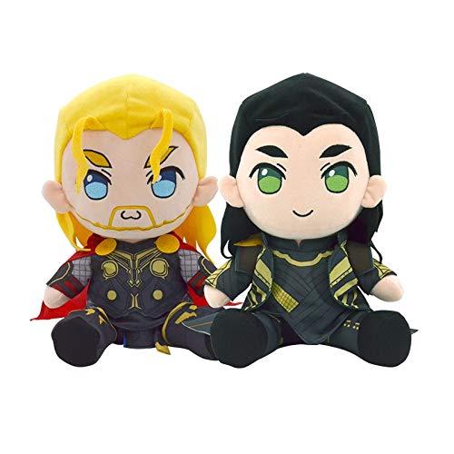 Cojín de Thor de peluche