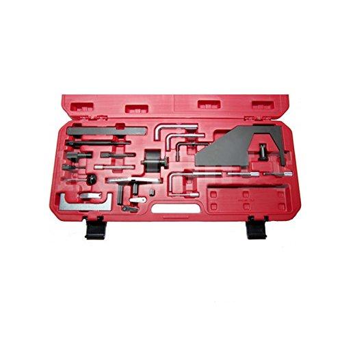 Motoreinstell-Werkzeug Zahnriemen-werkzeug Arretierwerkzeug SET für Ford Werkzeug für Mazda Set KFZ Spezialwerkzeug Arretierwerkzeug