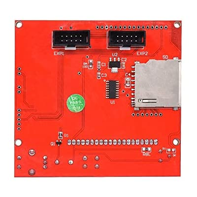 Reprap RAMPS1.4 12864 LCD display controlle adapter Mendel,Prusa 3D Printer