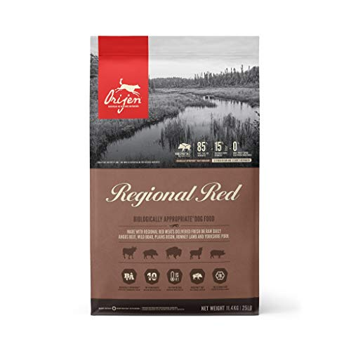 Orijen Regional Red Dog Food, 11.4 kg