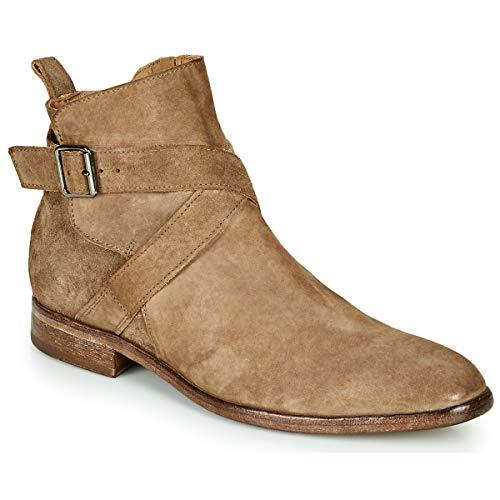 MOMA NOLA - OLIVER Enkellaarzen/Low boots heren Taupe Laarzen