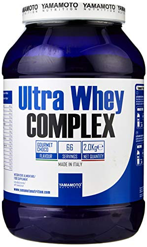 Yamamoto Nutrition Ultra Whey Complex, Gourmet Chocolate, 2.24 kg