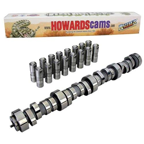 Hydraulic Roller Rattler Camshaft & Lifter Kit 1997-Up - Howards Cams CL198035-09