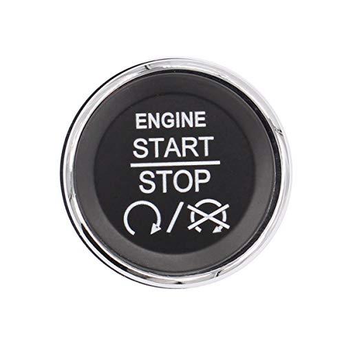 NewYall Engine Start Stop Keyless Push Button Ignition Switch