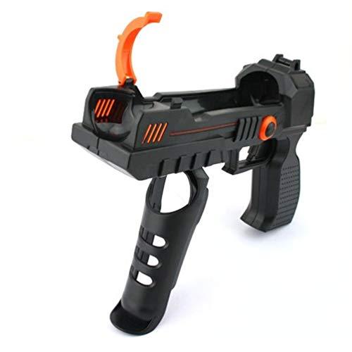 Kinshops 2 en 1 Exquisito Move Sharp Shooter Gun Motion Controller Attachment...