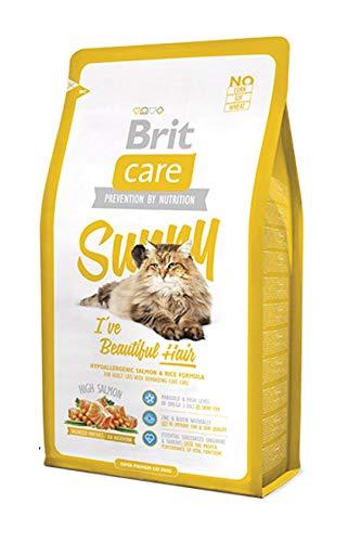 Brit Care Cat Sunny I've Beautiful Hair, 1er Pack (1 x 7 kg)