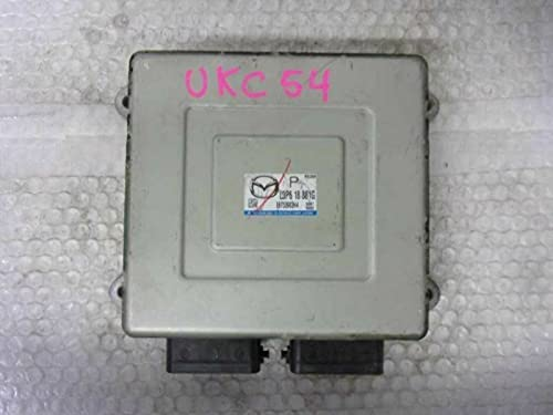 REUSED PARTS Engine ECM Control Max 75% OFF Module L3P6 Fits 06-07 Raleigh Mall 5 Mazda 1