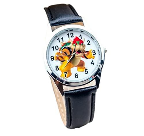XIANGA Sonic Watch Patterns Baby Toys Party Gift Niños Reloj Niñas Estudiantes Reloj Niños Niños Relojes Electrónicos Niño 1-10 Años Niño Reloj