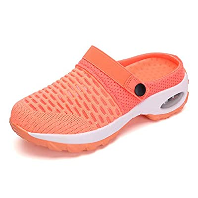 Amazon - Save 60%: UBFEN Women's Slippers House Shoes All Seasons Mesh Slip On Air Cushion…