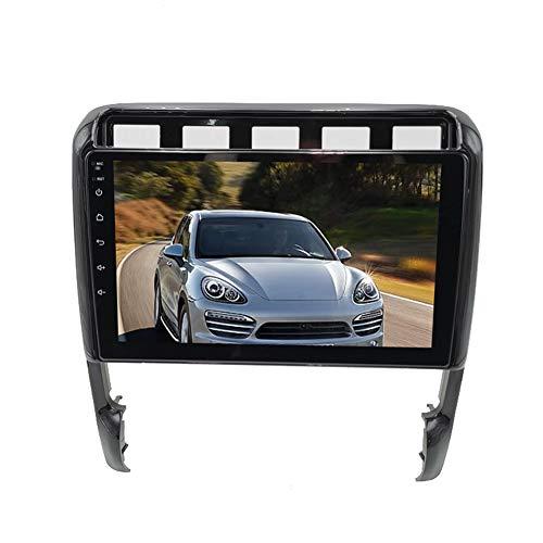 For Porsche Cayenne 2002-2010 Autoradio Car Android 10 GPS Multimedia Bluetooth Navigation Stereo Tape Recorder Radio Head Unit 2GB RAM 16GB ROM (2GB RAM 16GB ROM)