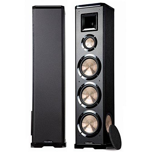 bic floor standing speakers BIC America PL-980L 3-Way Floor Speakers - Left