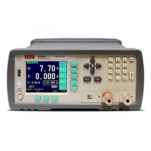 Best Buy! ZYL-YL Precise Instrument AT8611 Dc Electronic Load 150W 150V 30A with Led Electronic Load...
