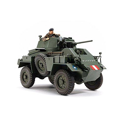 タミヤ 1/48 ミリタリーミニチュアシリーズ No.87 イギリス陸軍 7トン4輪装甲車 Mk.IV プラモデル 32587
