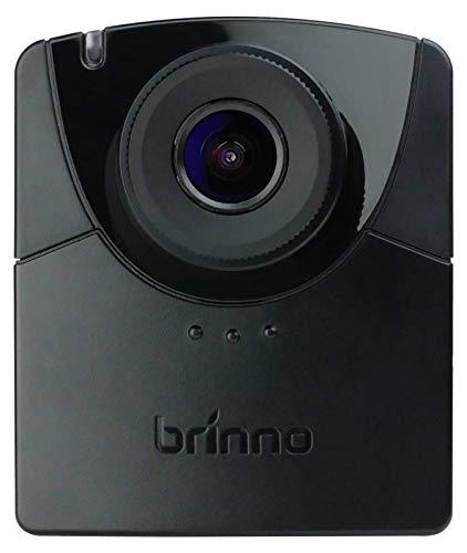 Brinno TLC2000 Zeitraffer-Kamera 1920 x 1080 Pixel 2,07 MP - Zeitraffer-Kameras (1920 x 1080 Pixel, 1920 x 1080 (HD 1080), 2,07 MP, 118°, 2 mm, CS Mount), Schwarz