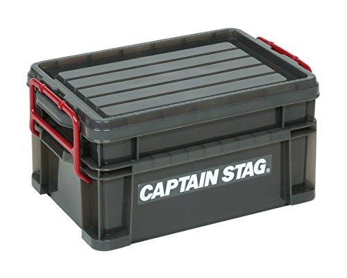 キャプテンスタッグ(CAPTAIN STAG) 工具箱 アウトドア ツールボックス 2段式 日本製 Sサイズ UL-1024