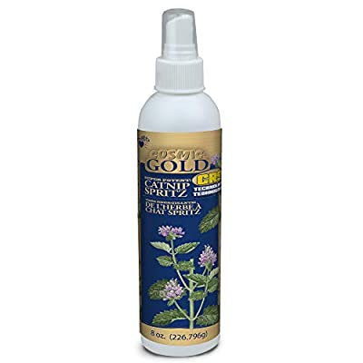 OurPets 8-Ounce Frisky Spritz Catnip Spray