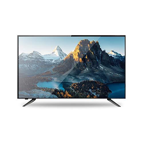 Televisor 4K UHD Ultra HD TV WiFi Inteligente de 32/42/46/55/60/65 Pulgadas, Protección Ocular de Alta resolución a Prueba de explosiones, Pantalla LCD de Rayos Azules, TV de Red Android con Soporte