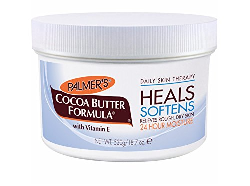 Palmer's Cocoa Butter Formula with Vitamin E, 18.7 oz, 530 g, 1 Jar (681586)