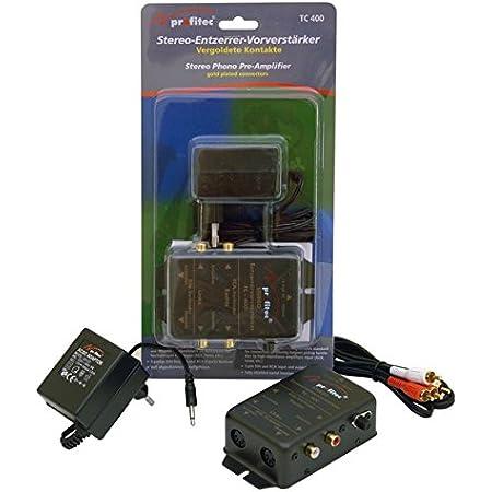 Profitec Tc 400 Plattenspieler Entzerrer Vorverstärker Elektronik