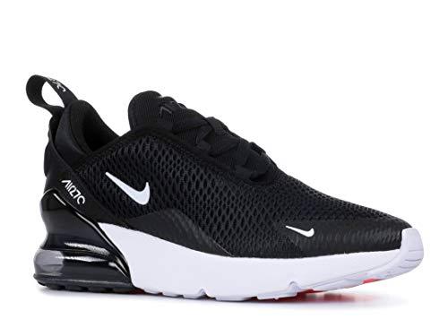 Nike Air Max 270 (PS), Chaussures de Running Compétition garçon, Noir (Black/White/Anthracite 001), 33.5 EU