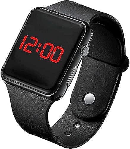 Digital led Watch Black Colour Mens Watch Boys Watch Womens Watch Girls Watch