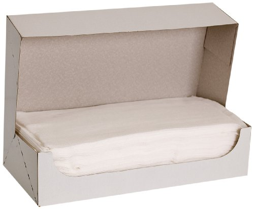 DeRoyal BIDF2012380-BX Grade 10 Open Weave Strainer Cheesecloth IdealFold Box, 80 sq Yards