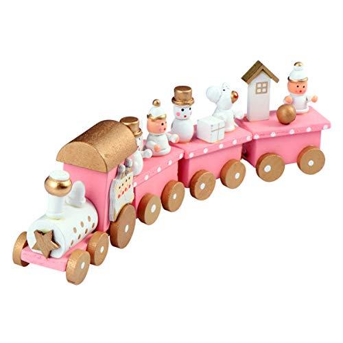 STOBOK - Züge & Straßenbahnen in Pink, Größe 20X5.5CM