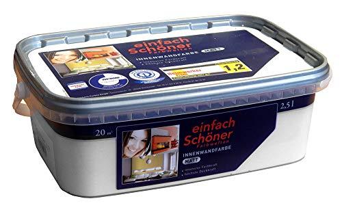 Wilckens Einfach Schöner Wandfarbe Wilde Beere MATT 1 Liter