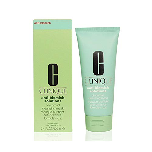 Clinique Anti-Blemish Solutions Oil-Control Cleansing Mask für ölige Haut 100 ml