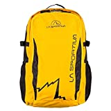 La Sportiva Laspo Kid Backpack, Mochila Unisex Adulto, Amarillo (Yellow), 24x36x45 cm (W x H x L)