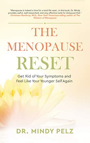 The Menopause Reset Get Rid of Your Symptoms and Feel Like Your Younger Self Again product image