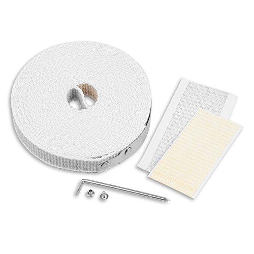 DIWARO.® | Gurt-Reparatur-Set | für Rolladengurtbreite 22 & 23 mm