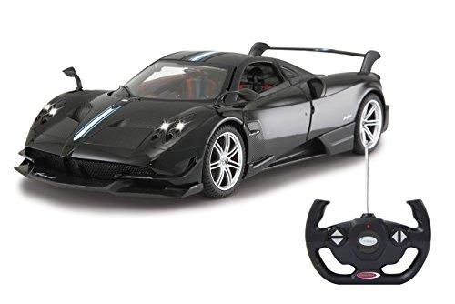 Jamara -405138 Bugatti Chiron 1:14 - Voiture Radiocommandée - Noir