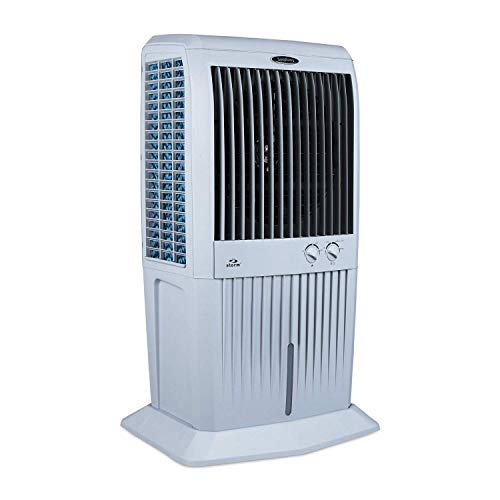 Symphony Storm 70 XL Desert Tower Air Cooler 70-litres with Multistage Air Purification, Powerful Fan, 3-Side Honeycomb Pads, Automatic Vertical Swing & Low Power Consumption