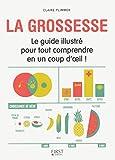 La grossesse - Le guide illustré pour tout comprendre en un coup d'oeil ! (French Edition)