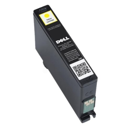 Dell 592-11815 (Series 33) Yellow Original Extra High Capacity Ink Cartridge (Single use) (PT22F)