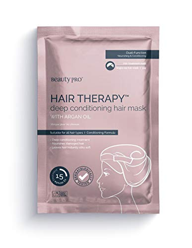 BeautyPro HAIR THERAPY Deep conditioning Hair Mask with Argan Oil (30g)