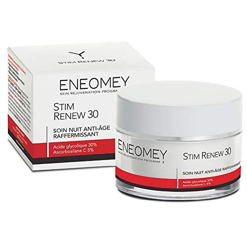 Eneomey - Stim Renew 30 Soin Nuit Anti-age Raffermissant 50ml Eneomey